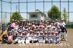 全日本学童大会(平成22年度)優勝 上柴ドリームス