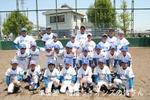 全日本学童(平成22年度)準優勝 幡羅ライオンズ